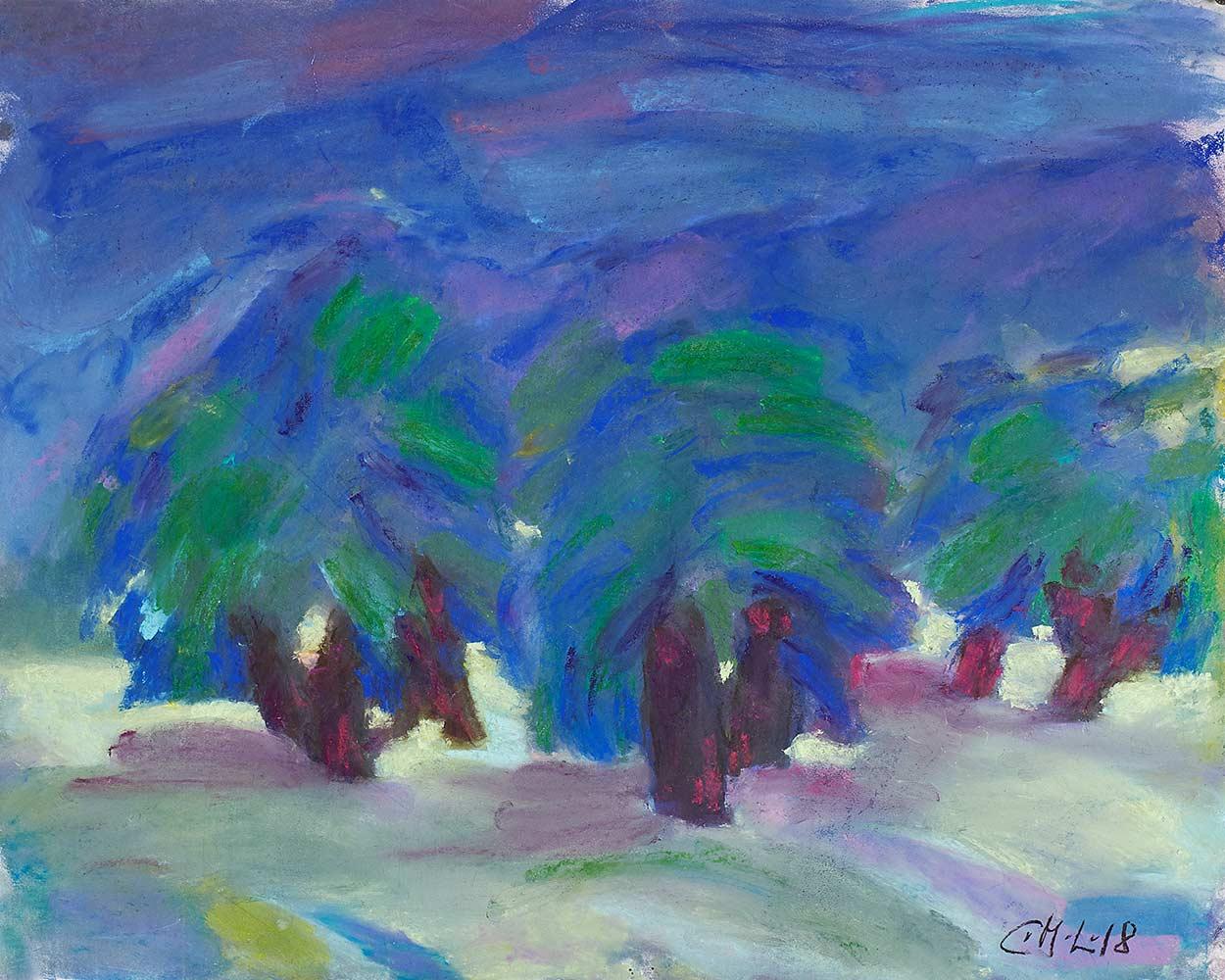 Bäume-in-Farben-IV--85x65cm